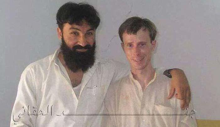Bergdahl and his Muzzie Lover